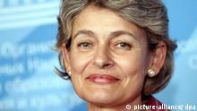 Irina Bokova UNESCO Generaldirektorin