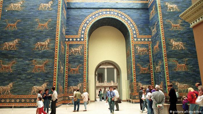 Archäologische Funde aus dem Irak in Deutschland
