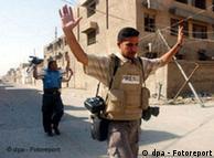 مخاطر مضاعفة أمام الصحفيين في العراق