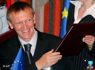 EU Research Commissioner Janez Potocnik: A major step forward