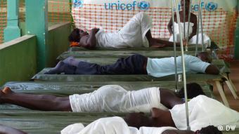 Thema Epidemie in Guinea-Bissau
