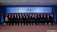 Brüssel EU-Gipfel Gruppenbild