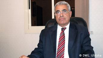 Ägypten Kairo Politologe Hassan Nafaa