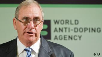 John Fahey WADA World Anti-Doping Agency
