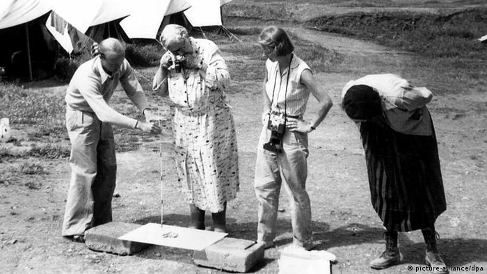 Irak Archäologie Nimrud Agatha Christie (picture-alliance/dpa)
