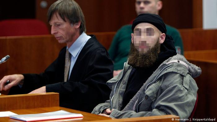 Bonn Salafist Messerangriff Gericht Urteil (Hermann J. Knippertz/dapd)