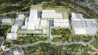 Fusionsreaktor Iter wird gebaut in Cadarache