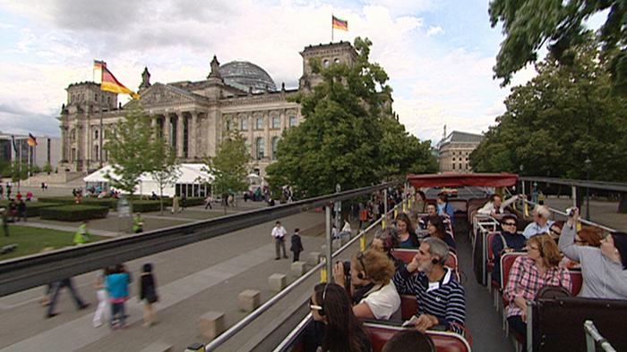 Berlin a family holiday destination