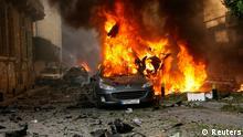 Libanon Beirut Bombenexplosion