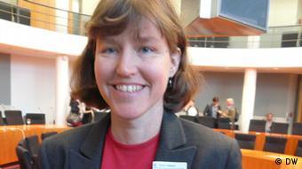 Эксперт берлинского Фонда Наука и политика Сюзан Стюарт