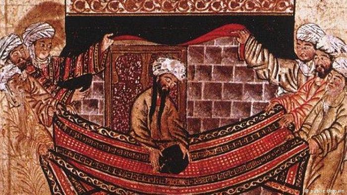 Пророкът Мохамед и свещеният храм Кааба