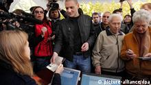 Russland Moskau Wahlen Koordinierungsrat