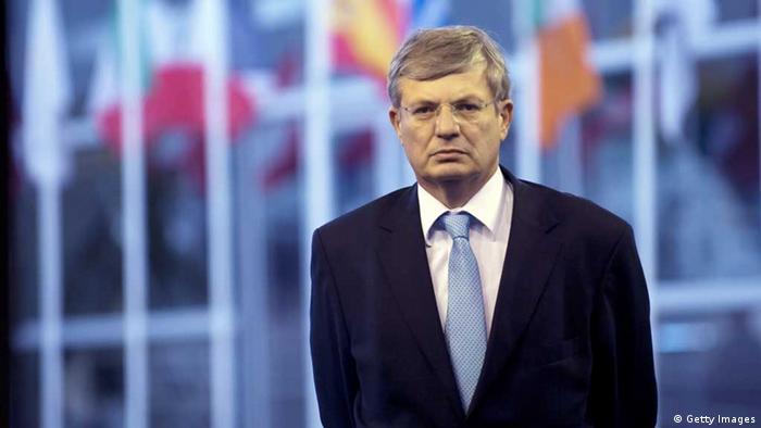 Maltese foreign minister Tonio Borg (Photo: Jean-Christophe Verhaegen/ AFP/ Getty Images)