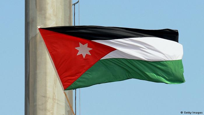 Die jordanische Flagge (Foto: Getty Images)