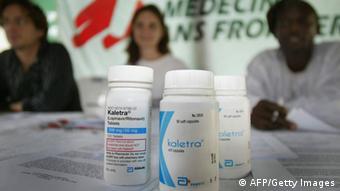 AIDS-Test Westafrika