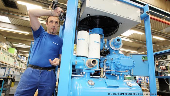 Bildergalerie Deutsche Maschinenbauer Best of German Engineering