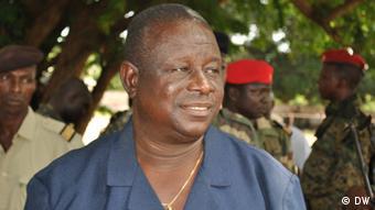Guinea-Bissau Putschversuch am 21.10.2012