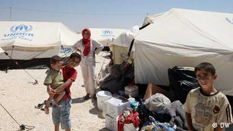 Syrian refugees in Jordan. Photo: Felix Gaedtke