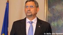 José Carlos Fonseca - Präsident der Kapverden