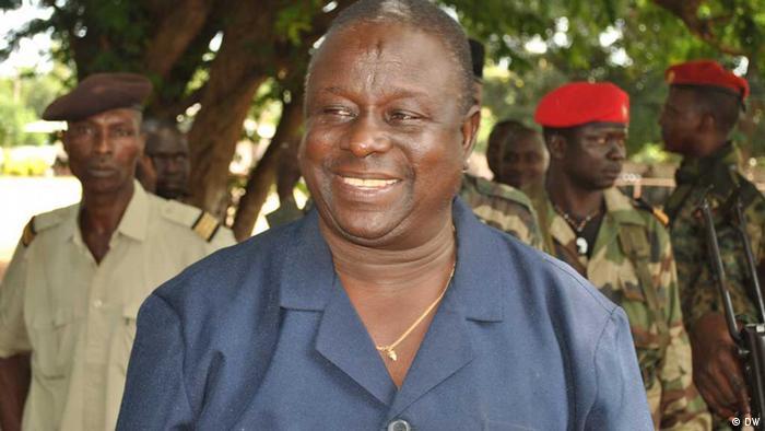 O golpe militar piorou a situação da Guiné-Bissau, afirma o chefe das Forças Armadas, António Indjai