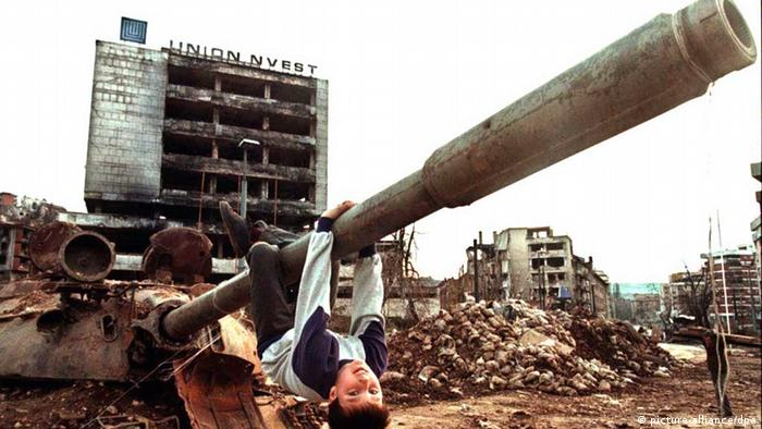 Sarajevo Kriegsbeginn