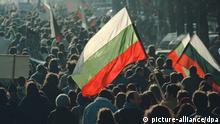 Bulgarien Antikommunistische Opposition