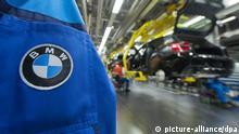 Завод BMW у Регенсбурзі