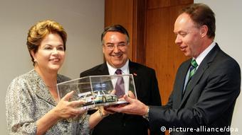 BMW baut erste Fabrik in Brasilien