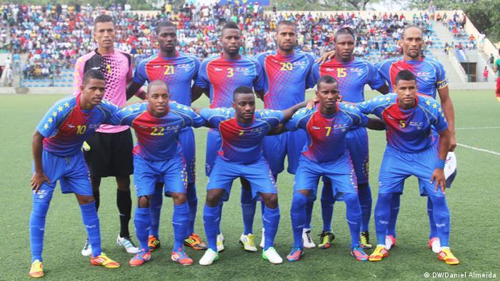 Fußball Nationalmannschaft Kapverden