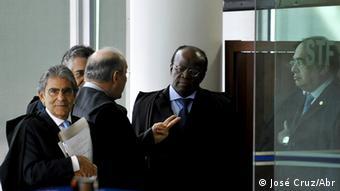 Prozess Mensalao-Skandal in Brasilien