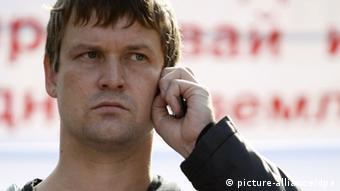 Portrait von Leonid Raswosschajew (Foto: dpa)