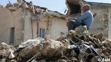 Erdbeben Italien L´Aquila