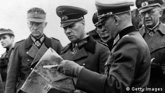 Als Kommandant der deutschen Truppen in Nordfrankreich sollte Rommel die Invasion der Alliierten verhindern (Foto: Getty Images)