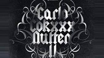 CD Cover: Titel Carlo Cokxxx Nutten 2 von Bushido