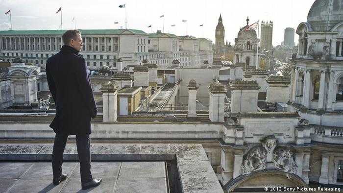 Filmszene James Bond Skyfall
