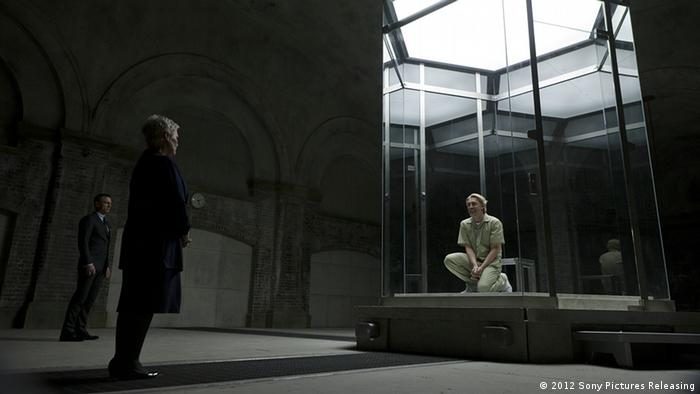 Javier Bardem plays disgraced M16 operative Raoul Silva in Skyfall - the highest ever grossing film in the UK.
