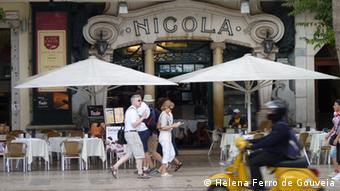 Café Nicola in Lisbon