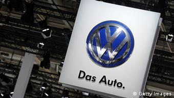 VW Volkswagen Logo (Getty Images)