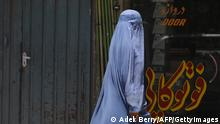 Afghanistan Frau Burka