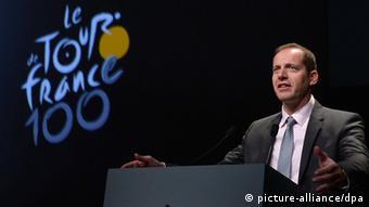Christian Prudhomme nije htio mnogo da govori o dopingu