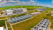 Ukraine Erdgaskompressorenstation BAR Ukrtransgaz