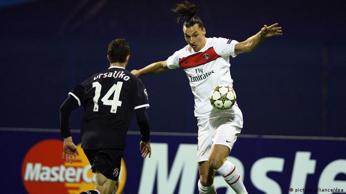 UEFA Champions Paris Saint Germain vs Dinamo Zagreb