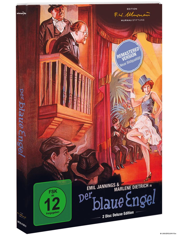 Neuer Blick auf ″Der blaue Engel″ | Filme | DW | 02.11.2012