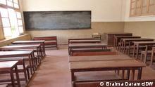 Streik in Schulen von Guinea Bissau