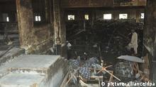 Der Fabrikbrand in Pakistan aus dem September 2012 hat nun ein gerichtliches Nachspiel in Deutschland.