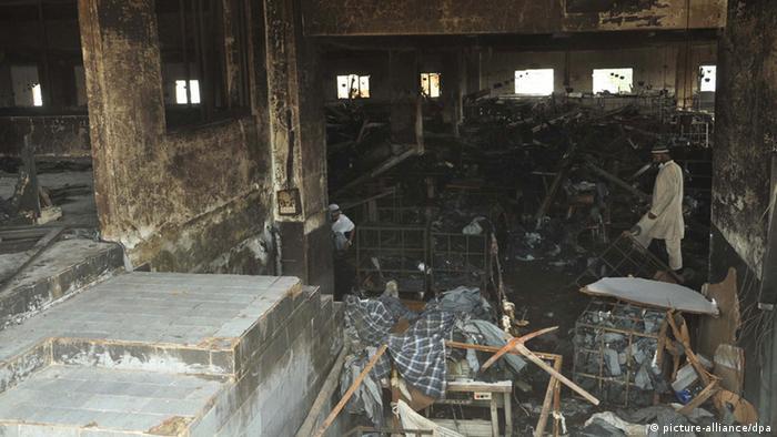 Karaçi'deki Ali Enterprises tekstil fabrikasında 11 Eylül 2012'de çıkan yangında yaklaşık 260 kişi hayatını kaybetmişti.