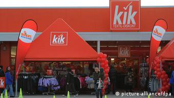 A KiK store in Germany