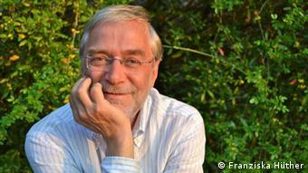 O γερμανός νευροβιολόγος Γκέραλντ Χίτερ