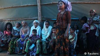 Myanmar Birma Unruhen