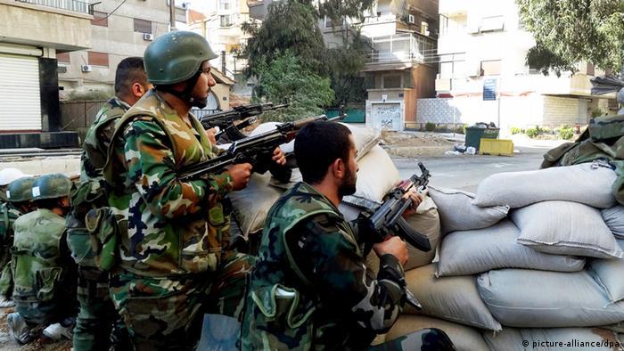 Gencatan Senjata di Suriah Saat Idul Adha | dunia | DW ...